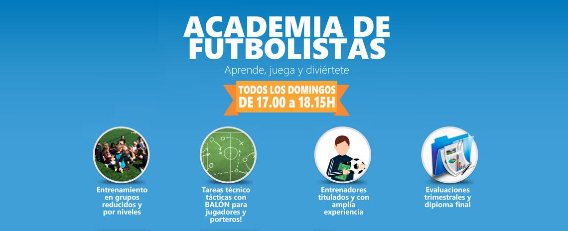 Academia de Futbolistas