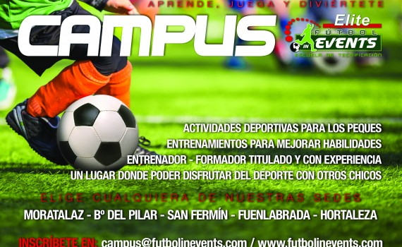 Campus Fútbol In Halloween