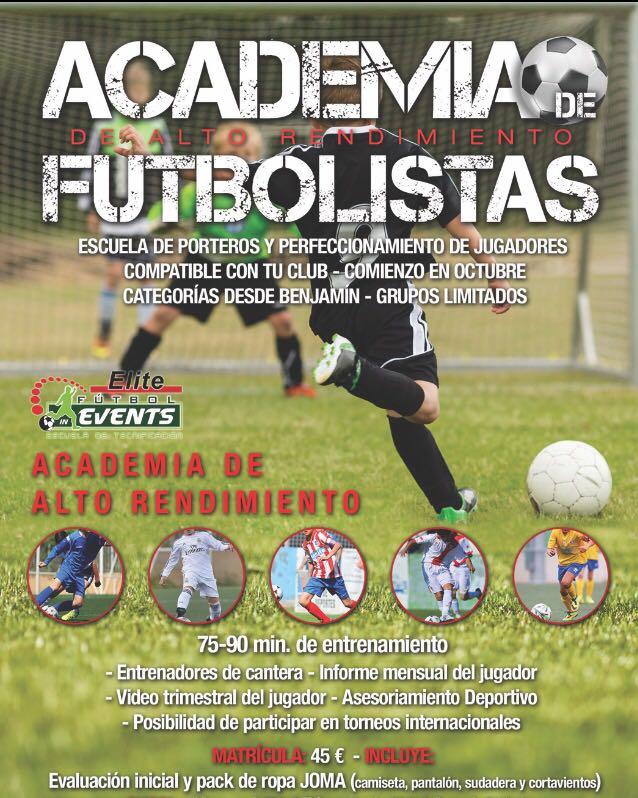 Academia de Futbolistas de Alto Rendimiento.