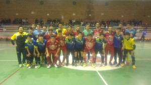 Torneo internacional Kelme futsal
