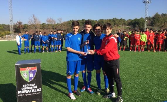 Entrega Trofeos Fútbol In Cup