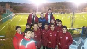 Viaje exprés a Madrid CD Ejido