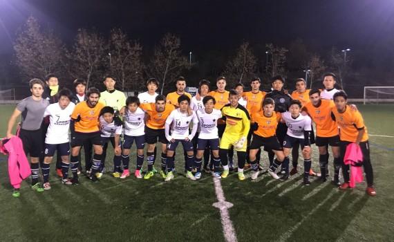 Fotos Madrid Senior Cup