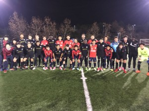 Fotos Madrid Senior Cup