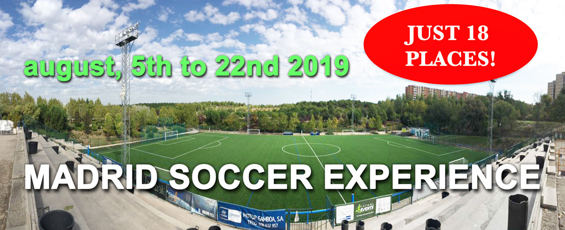 Madrid Soccer Experience