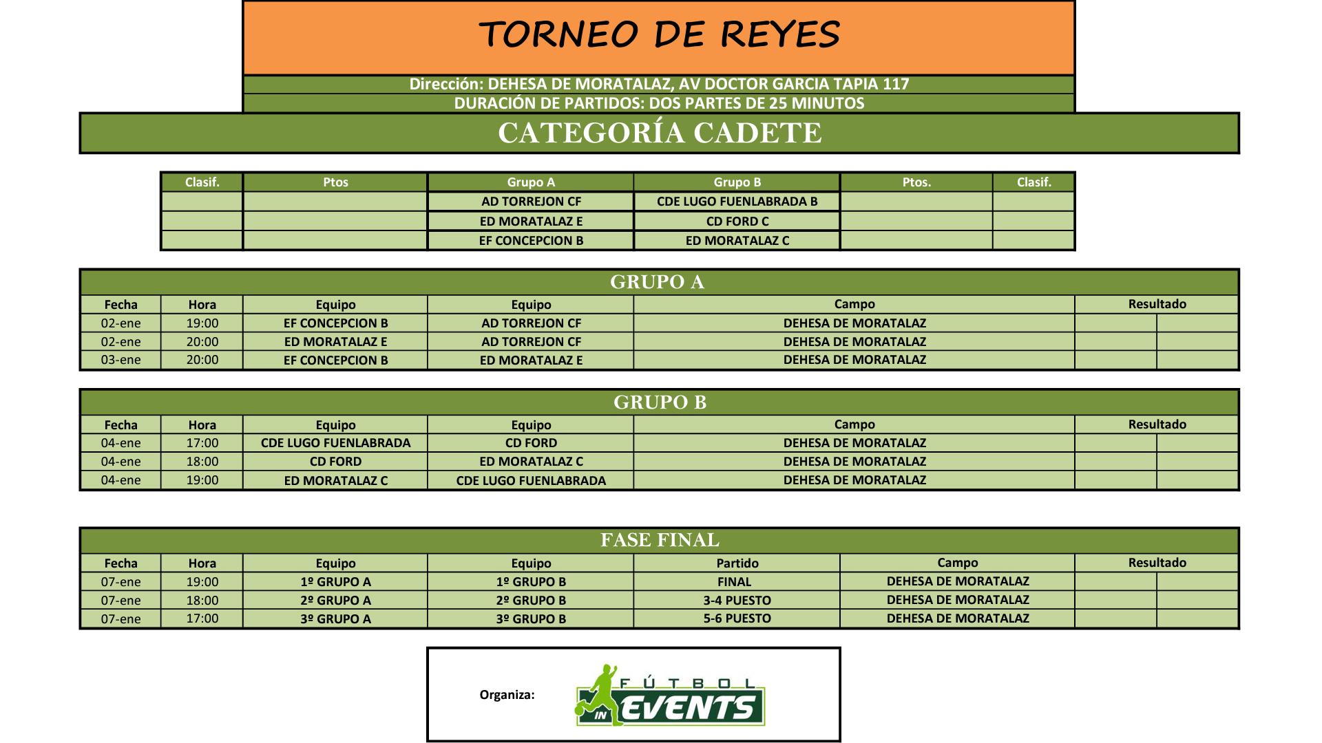 Torneo de Reyes