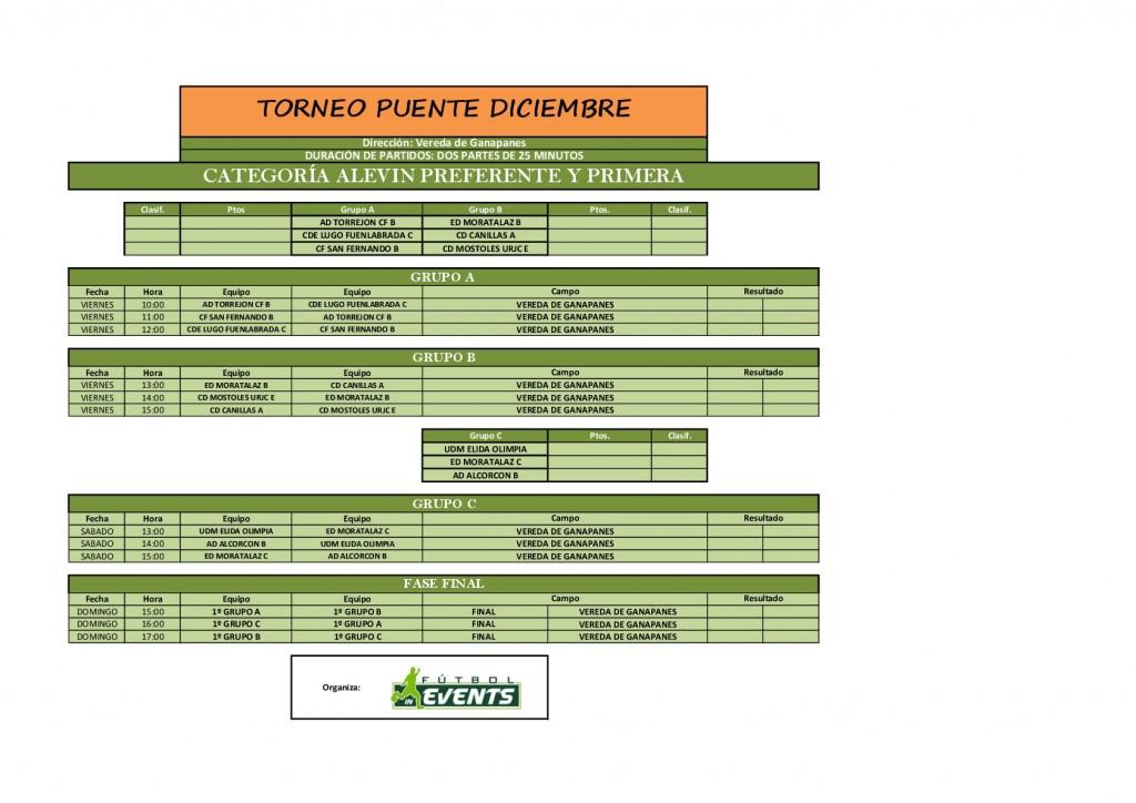 Torneo Alevin Preferente y Primera Ganapanes-001