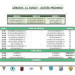 june, 11 - U-10 Primera