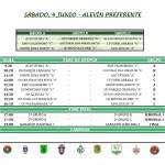 4 junio - Alevin Preferente