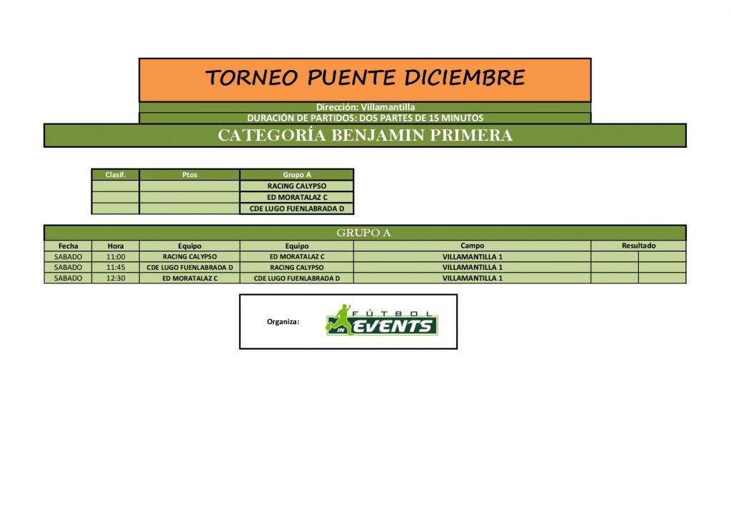 Torneo triangular Benjamin Primera Villamantilla-001