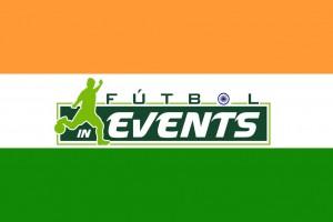 Bandera India + FIE