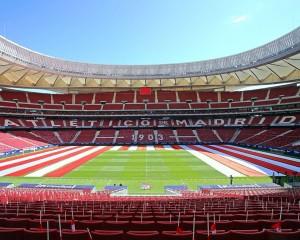 Wanda Metropolitano (Atletico de Madrid)