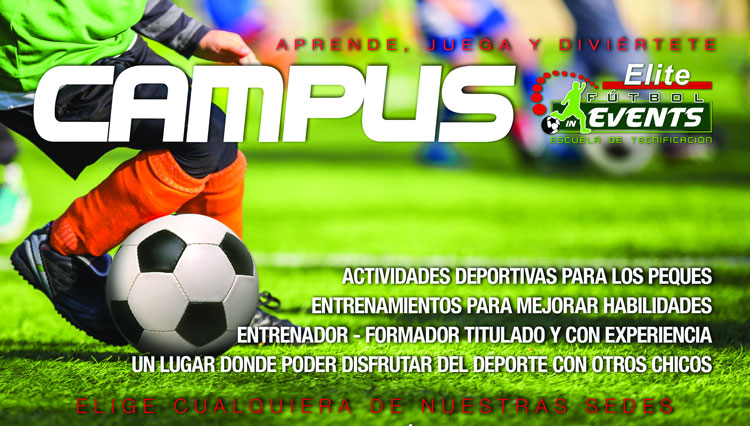Campus Futbol In Events