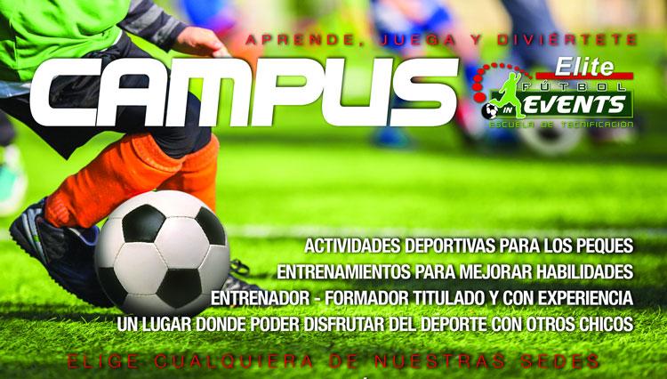 Campus Futbol In Events