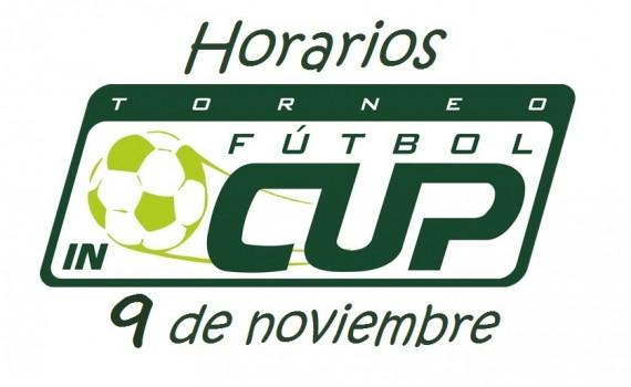 horarios 9 de noviembre futbol in cup