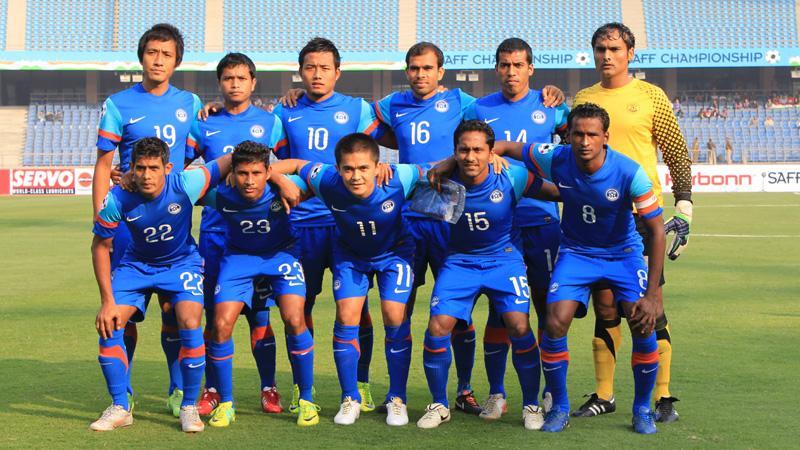 Selección de fútbol de India