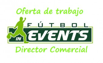 oferta trabajo futbol in events