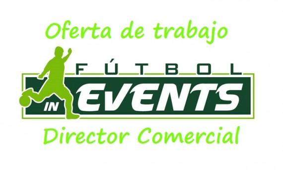 oferta trabajo futbol in events
