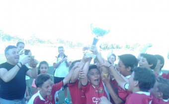 ACD Fátima campeon Torneo In Cup Campeones